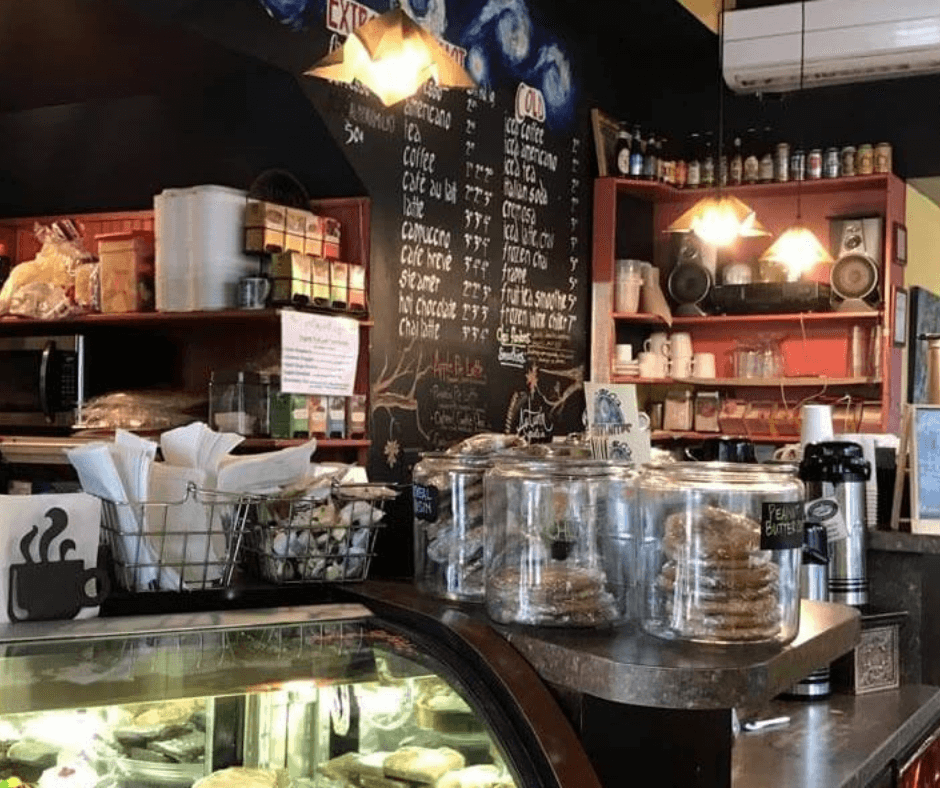 VIP Program Spotlight Starry Nites Café