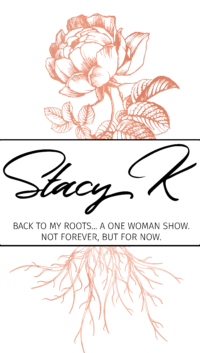 Stacy K Floral Logo